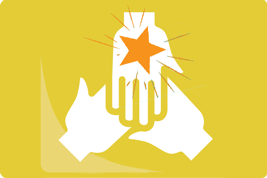 STAR Inc Community participation and Innovation Logo